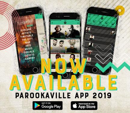 PAROOKAVILLE - Electronic Music Festival